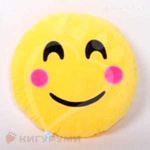 Подушка-смайлик Улыбка