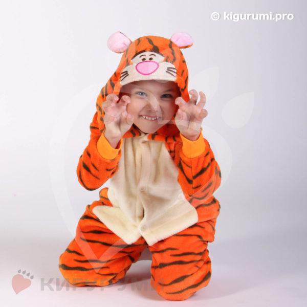 Кигуруми детский Тигренок
